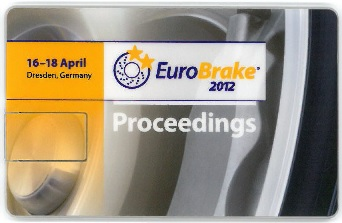 EuroBrake 2012 Conference Proceedings