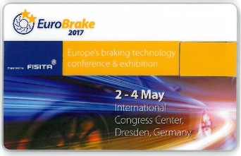 EuroBrake 2017 Conference Proceedings