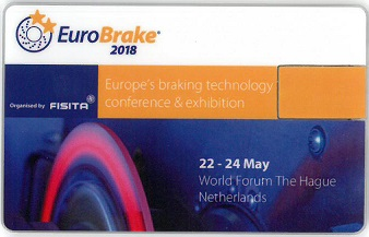 EuroBrake 2018 Conference Proceedings