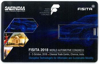 FISITA 2018 World Automotive Congress
