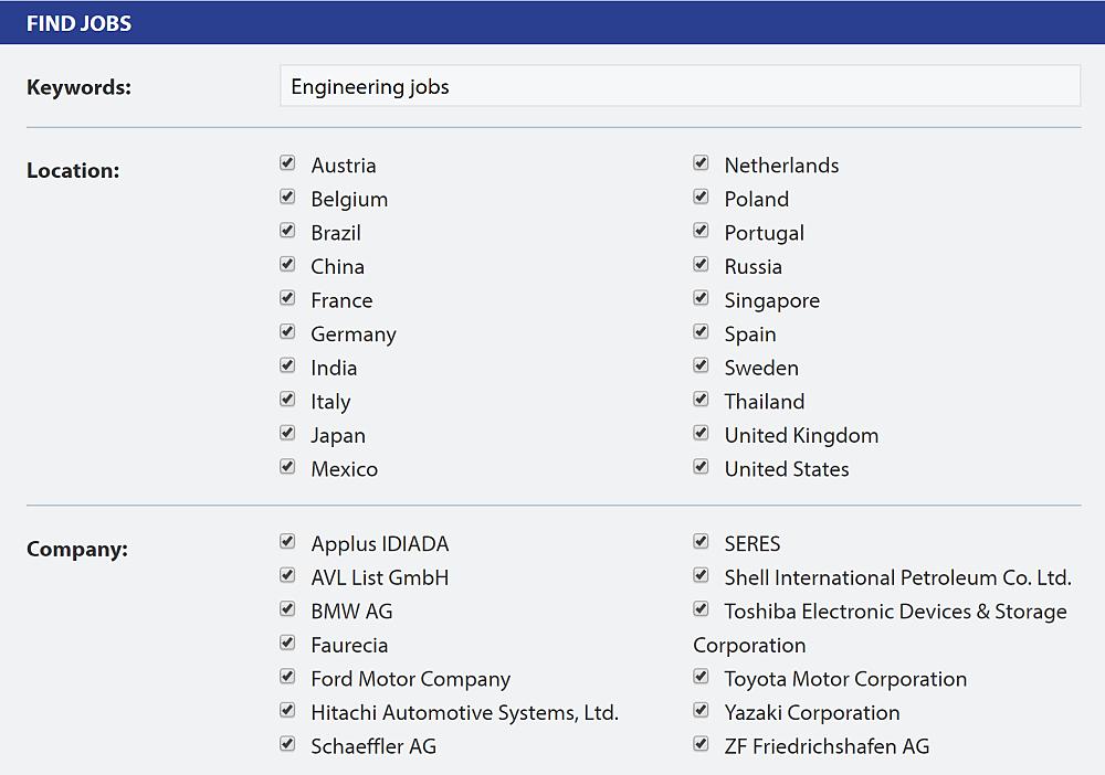 45 Internships From Around The World On Fiec Fisita