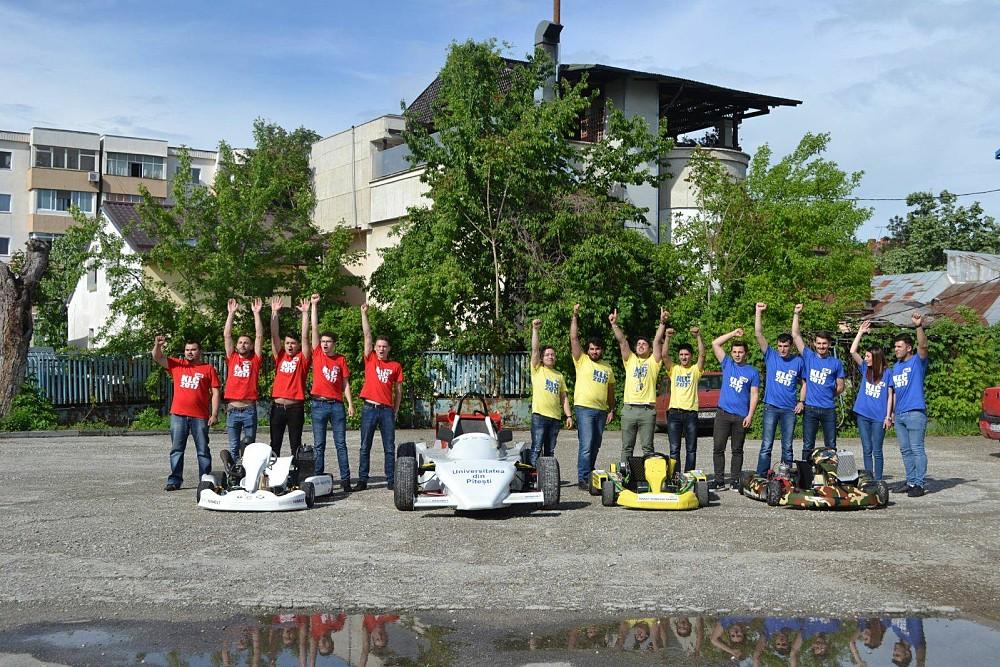 Challenge KLC 2018 10–12 May 2018 · Galati, Romania - FISITA