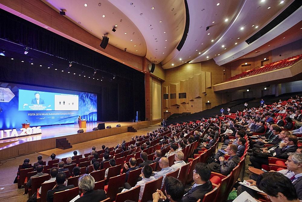 FISITA World Automotive Congress FISITA - Automotive convention
