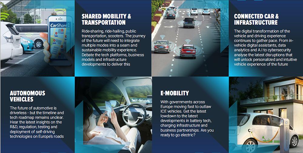 TU-Automotive Smart Transportation & Mobility 12–14 June