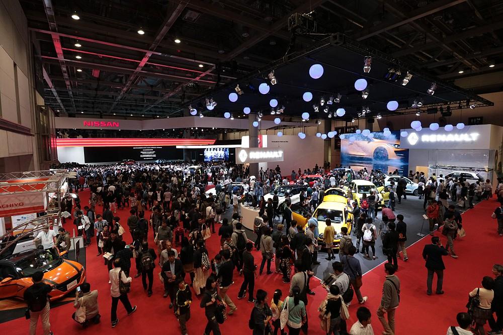 The 45th Tokyo Motor Show 2017 27 October – 5 November 2017 · Tokyo, Japan