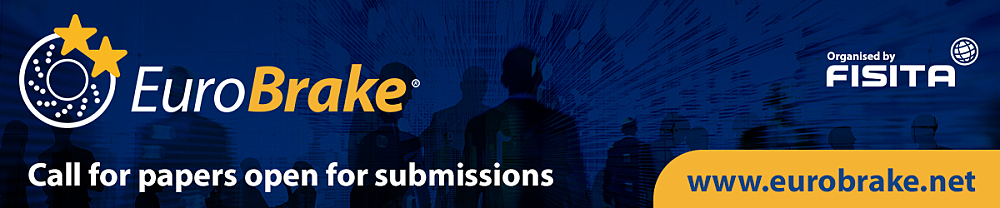 EuroBrake 2021 Call for Papers