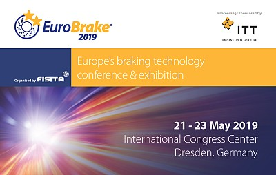 EuroBrake 2019 Conference Proceedings