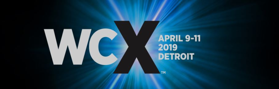 Sae World Congress >> Sae Wcx 2019 World Congress Experience 9 11 April 2019